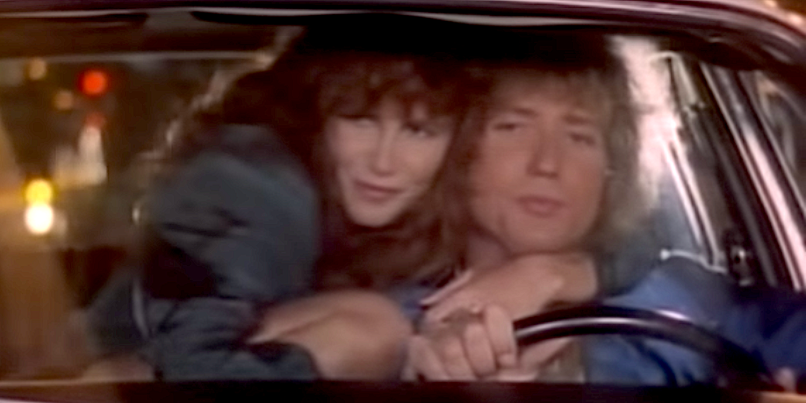 Whitesnake - Here I Go Again Video Still