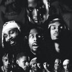 Beast Coast Left Hand collaborative track Flatbush Zombies, Pro Era Joey Bada$$, Kirk Knight, Nyck Caution, Powers Pleasant The Underachievers