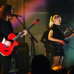"Better Oblivion Community Center cover Death Cab ""Title and Registration"" live Seattle video concert footage"