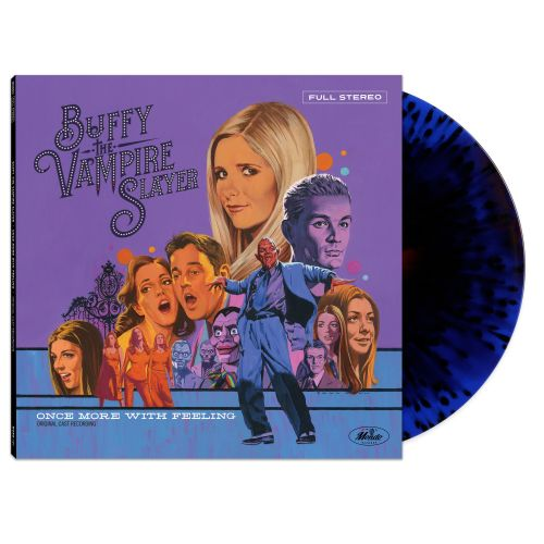 """Buffy the Vampire Slayer - """"Once More, With Feeling"""" (Mondo)"""