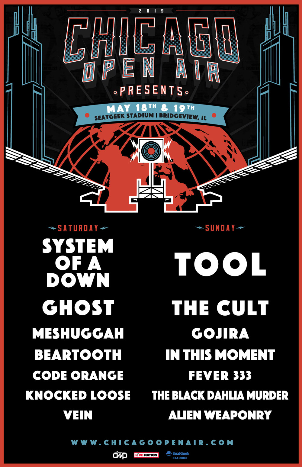 Chicago Open Air Revised Poster