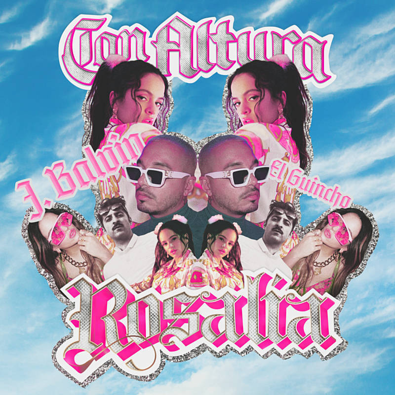 con altura rosalia j balvin new song release music video