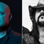 David Draiman and Vinnie Paul