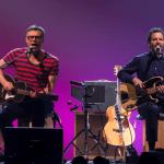 Flight of the Conchords Live in London Album Stream photo by Colin Hutton