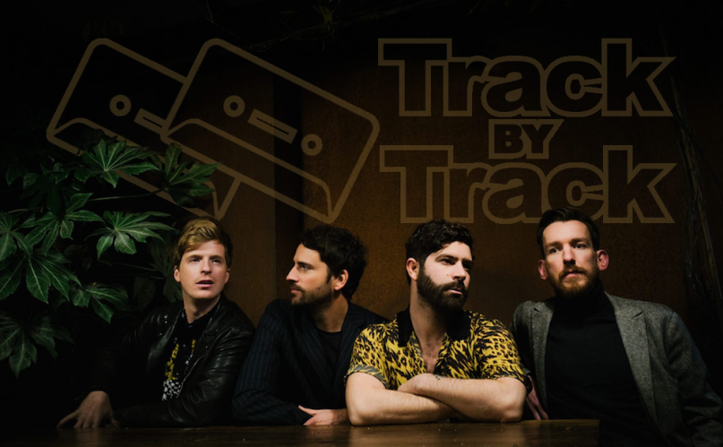 Foals Everything Not Saved Will Be Lost Part 1 Track By track album stream