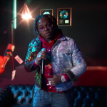 "Gunna ""Big Shot"" Jimmy Kimmel Live video performance watch"