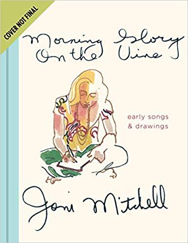 Joni Mitchell book cover