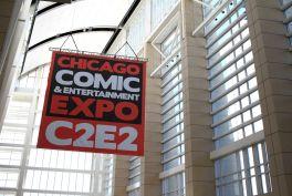 C2E2 2019, photo by Heather Kaplan
