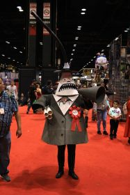 C2E2, Cosplay, Comic Books, Chicago, Convention, Con, Superheroes, A Nightmare Before Christmas
