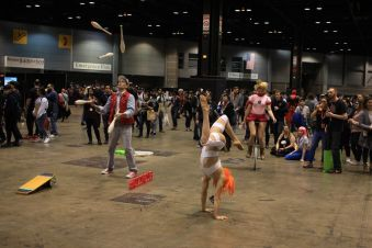 C2E2, Cosplay, Comic Books, Chicago, Convention, Con, Superheroes, The Fifth Element