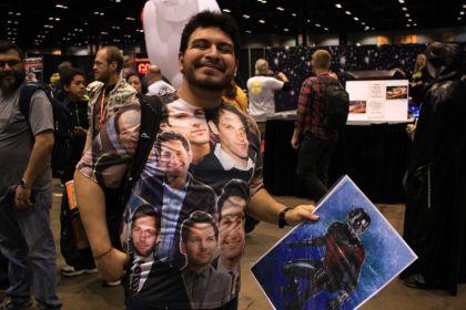C2E2, Cosplay, Comic Books, Chicago, Convention, Con, Superheroes, Paul Rudd