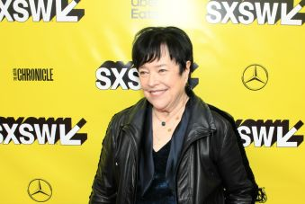 Kathy Bates, The Highwaymen, SXSW, Red Carpet Photos, Heather Kaplan