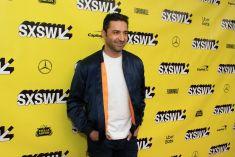 Pej Vahdat, The Day Shall Come, SXSW, Red Carpet Photo, Heather Kaplan