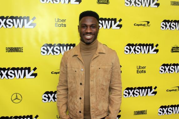 Marchánt Davis, The Day Shall Come, SXSW, Red Carpet Photo, Heather Kaplan
