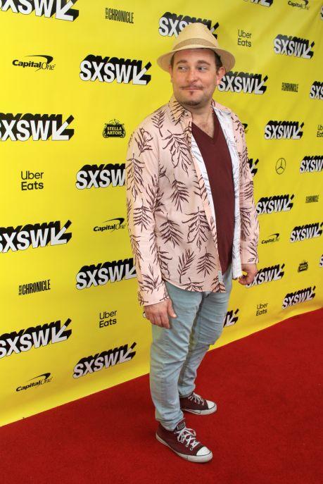 James Adomian, The Day Shall Come, SXSW, Red Carpet Photo, Heather Kaplan
