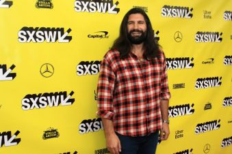 Kayvan Novak, The Day Shall Come, SXSW, Red Carpet Photo, Heather Kaplan