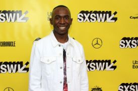 Andrel McPherson, The Day Shall Come, SXSW, Red Carpet Photo, Heather Kaplan