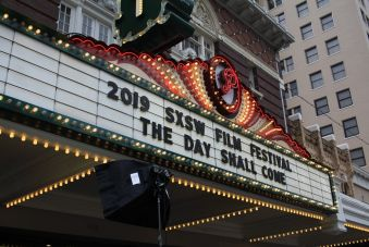 The Day Shall Come, SXSW, Red Carpet Photo, Heather Kaplan
