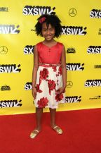 Calah Lane, The Day Shall Come, SXSW, Red Carpet Photo, Heather Kaplan