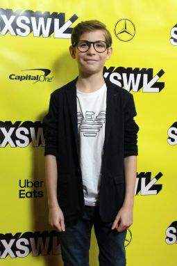 Good Boys, SXSW, Heather Kaplan, Red Carpet, Jakob Tremblay