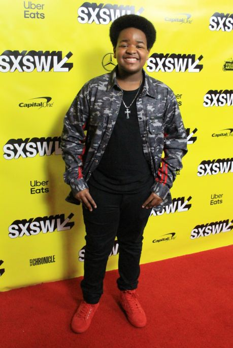Good Boys, SXSW, Heather Kaplan, Red Carpet, Keith L. Williams
