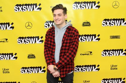 Band Together with Logic, SXSW, Red Carpet Photo, Joshua Driskell