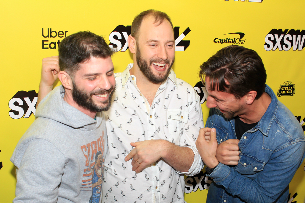 Long Shot, SXSW, Evan Goldberg, SXSW, Red Carpet, Jonathan Levine, James Weaver