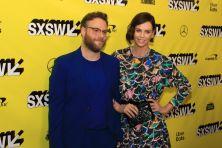 Long Shot, SXSW, SXSW, Red Carpet, Seth Rogen, Charlize Theron