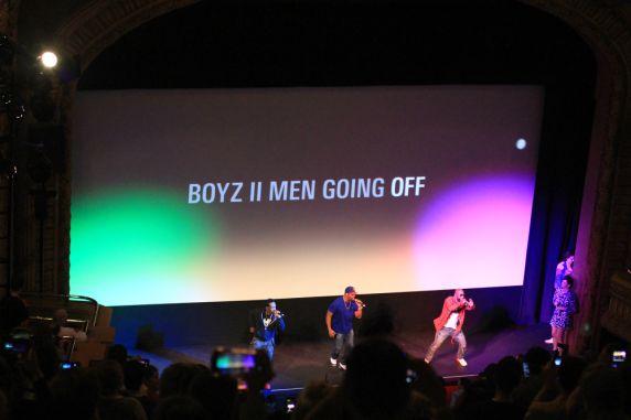 Long Shot, SXSW, Boys II Men, SXSW, Red Carpet