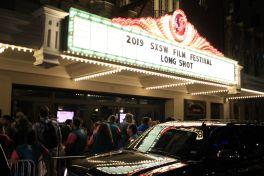 Long Shot SXSW World Premiere, photo by Heather Kaplan