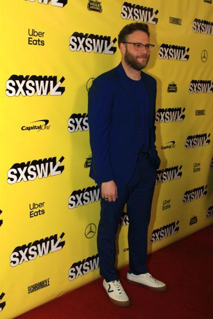 Long Shot, SXSW, Seth Rogen, SXSW, Red Carpet
