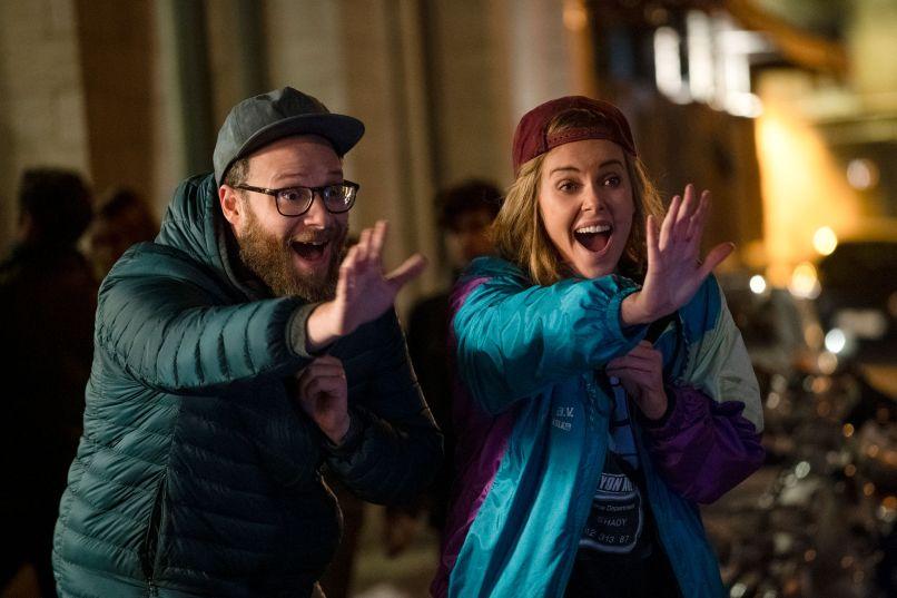 Seth Rogen, Charlize Theron, SXSW, 2019, Comedy, Long Shot