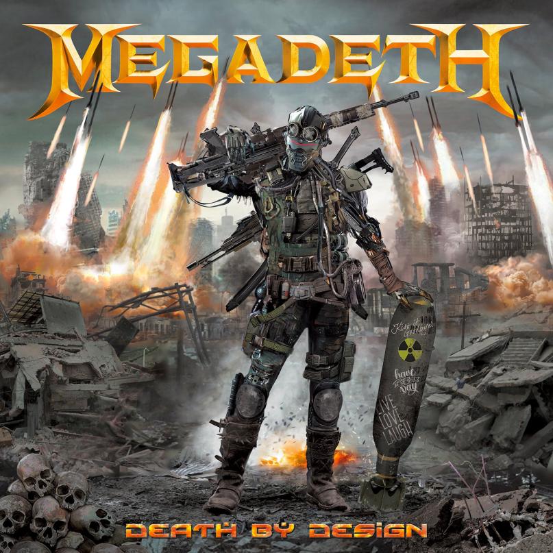 Megadeth - Death by Design