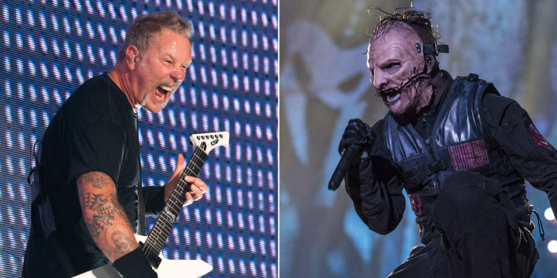 Metallica and Slipknot