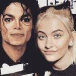 Michael Jackson and Paris Jackson