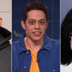 R Kelly, Pete Davidson, Michael Jackson