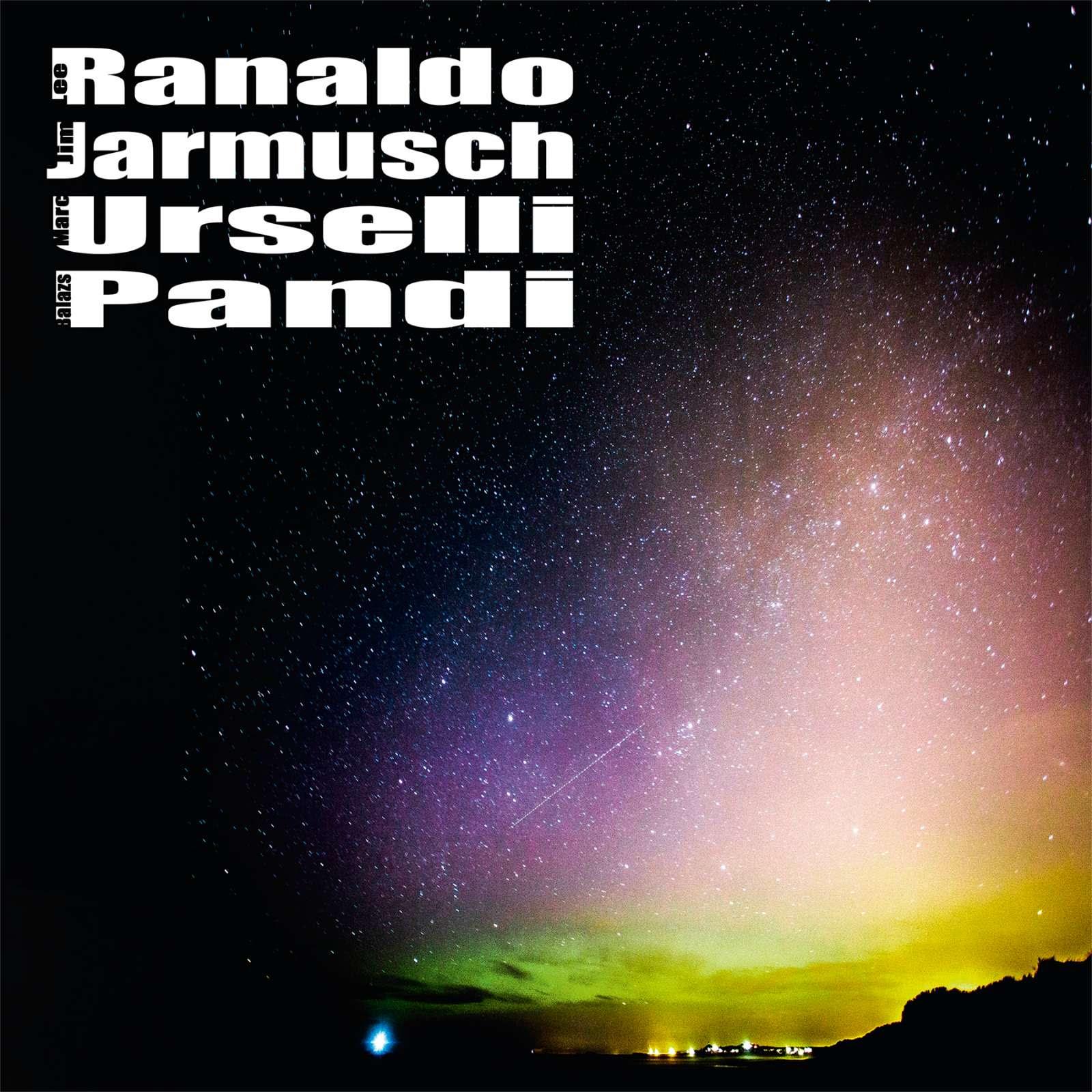 Lee Ranaldo/Jim Jarmusch/ Marc Urselli/Balazs Pandi, Album Artwork