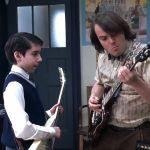 Joey Gaydos Jr., Jack Black, School of Rock, Jamming