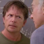 Michael J. Fox, Curb Your Enthusiasm, Donald Trump, Parkinson's