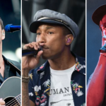 Dave Matthews Band, Pharrell (Nathan Dainty), and Travis Scott (Amy Price)