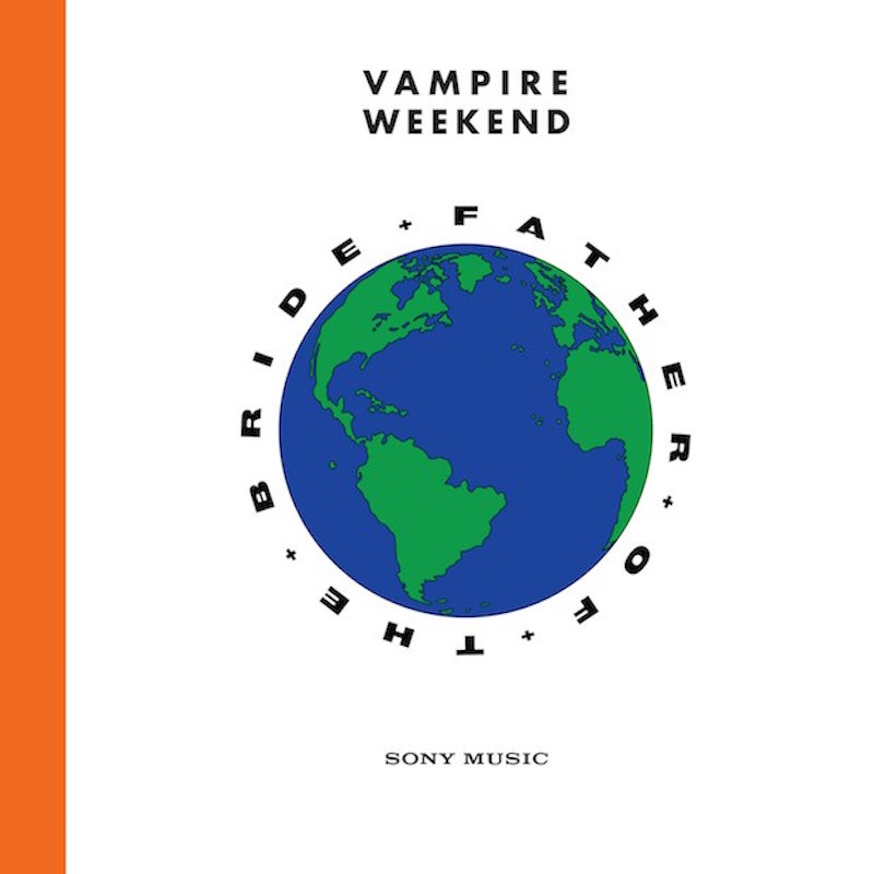 vampire weekend father of the bride release date artwork cover