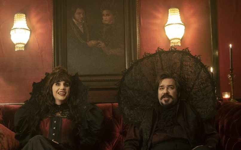 What We Do in the Shadows, FX, Natasia Demetriou, Matt Berry
