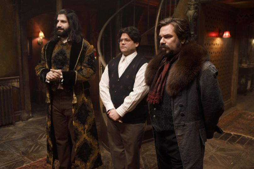 What We Do in the Shadows, FX, Kayvan Novak, Matt Berry, Harvey Guillen