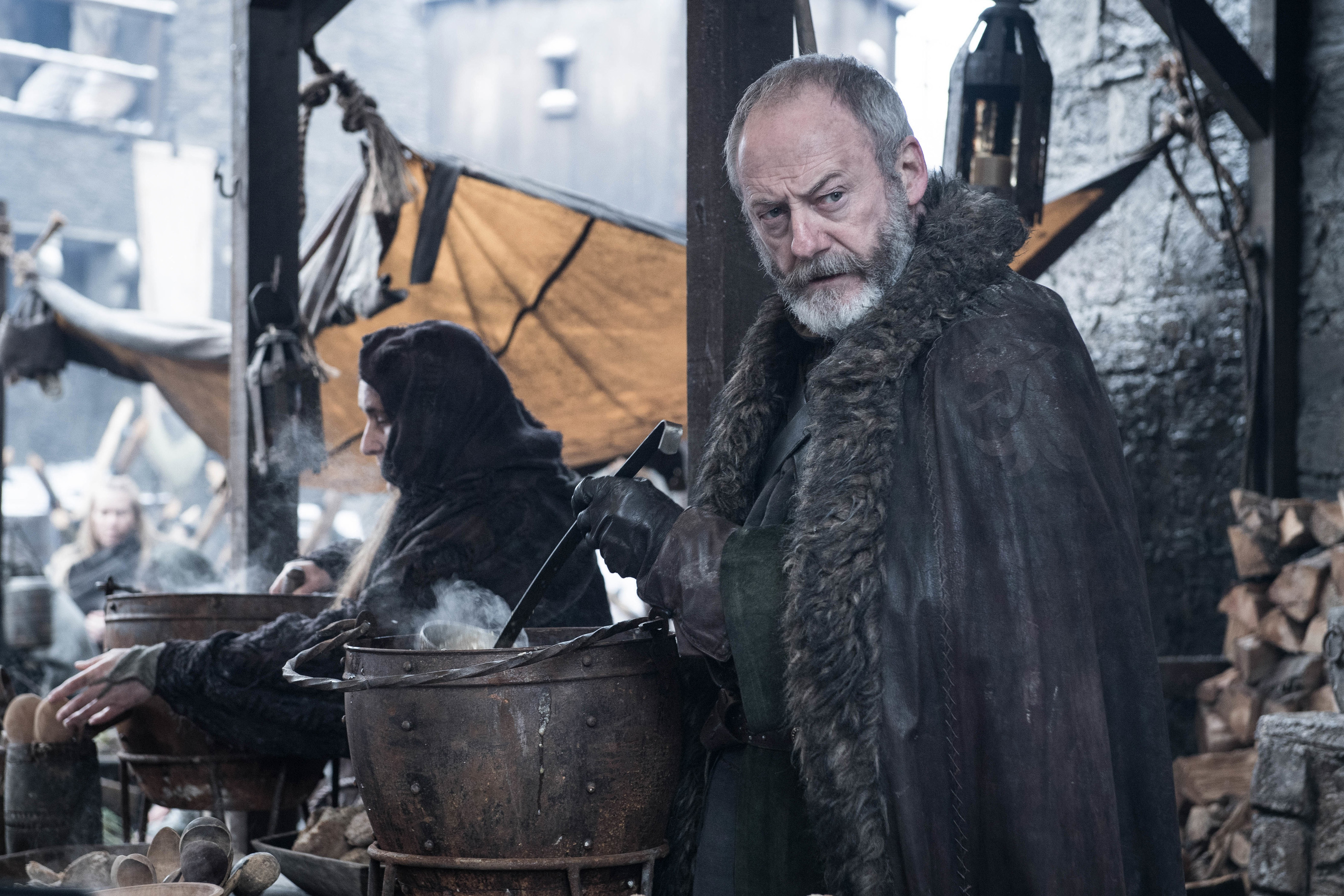 Davos Seaworth, Game of Thrones, HBO