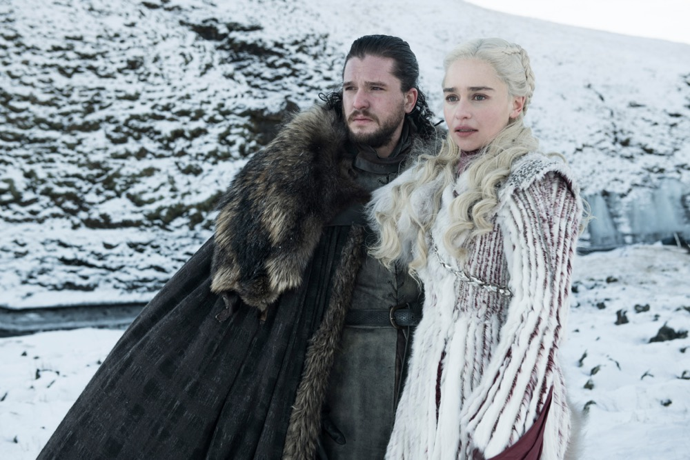Game of Thrones, HBO, Kit Harrington, Emilia Clarke