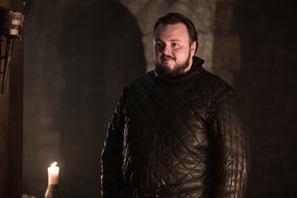John Bradley, Game of Thrones, HBO, Season Eight