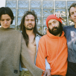 Big Thief, photo by Michael Buisha