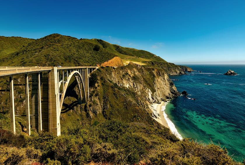 CLARA-NOVA Free Origins pacific coast highway