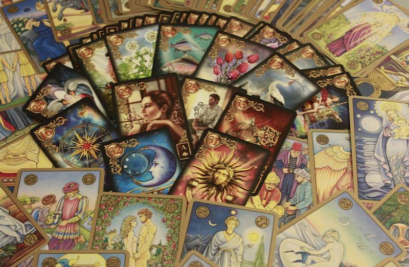 CLARA-NOVA Free Origins tarot cardsCLARA-NOVA Free Origins tarot cards