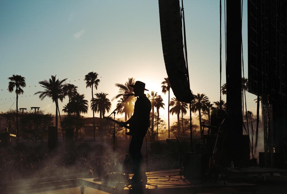 Coachella, Bob Moses, Goldenvoice, Crowd Shot